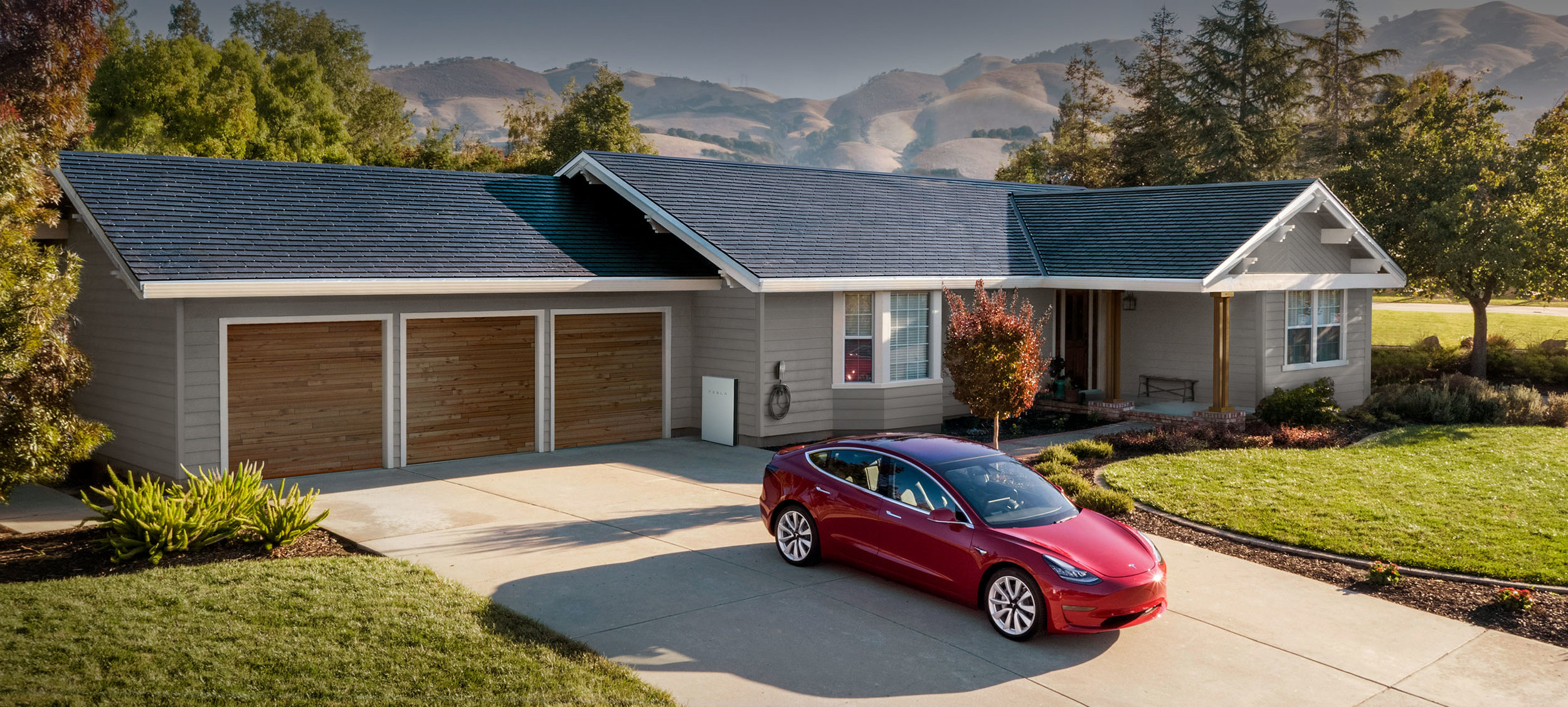 Images Source:  Tesla Roof