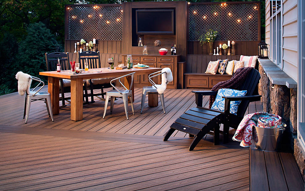 Image Source:  Trex Composite Decking