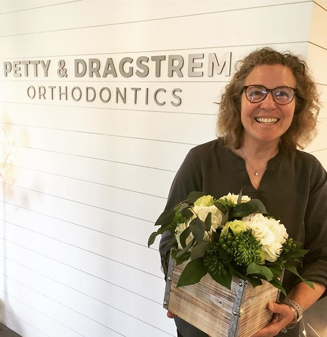 Happy anniversary to our exceptional office coordinator Laura!! Thanks for always being the smiling face of Petty & Dragstrem!  #brightsmilingfutures #mypdsmile