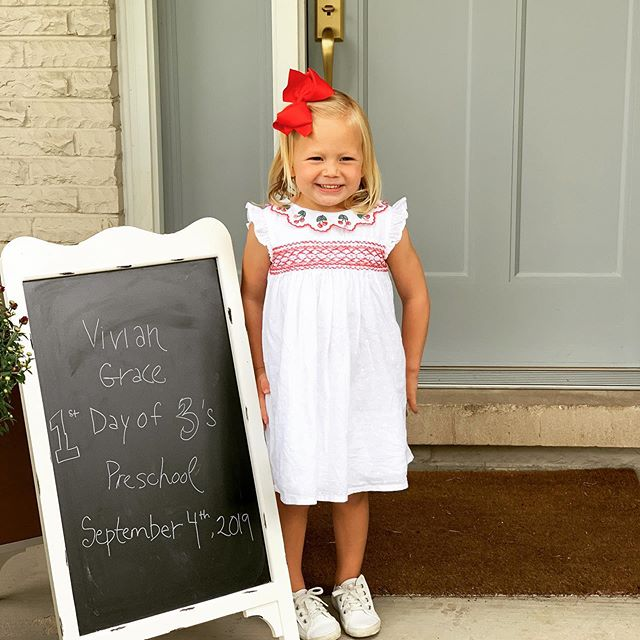 All smiles for a new school year and new beginnings! #backtoschool #smile #brightsmilingfutures