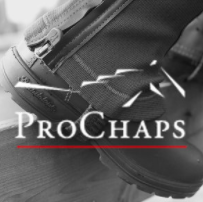 ProChaps sells a variety of half and full chaps to fit any size. To earn 25%, email in your order and say Shelby Dennis sent you.