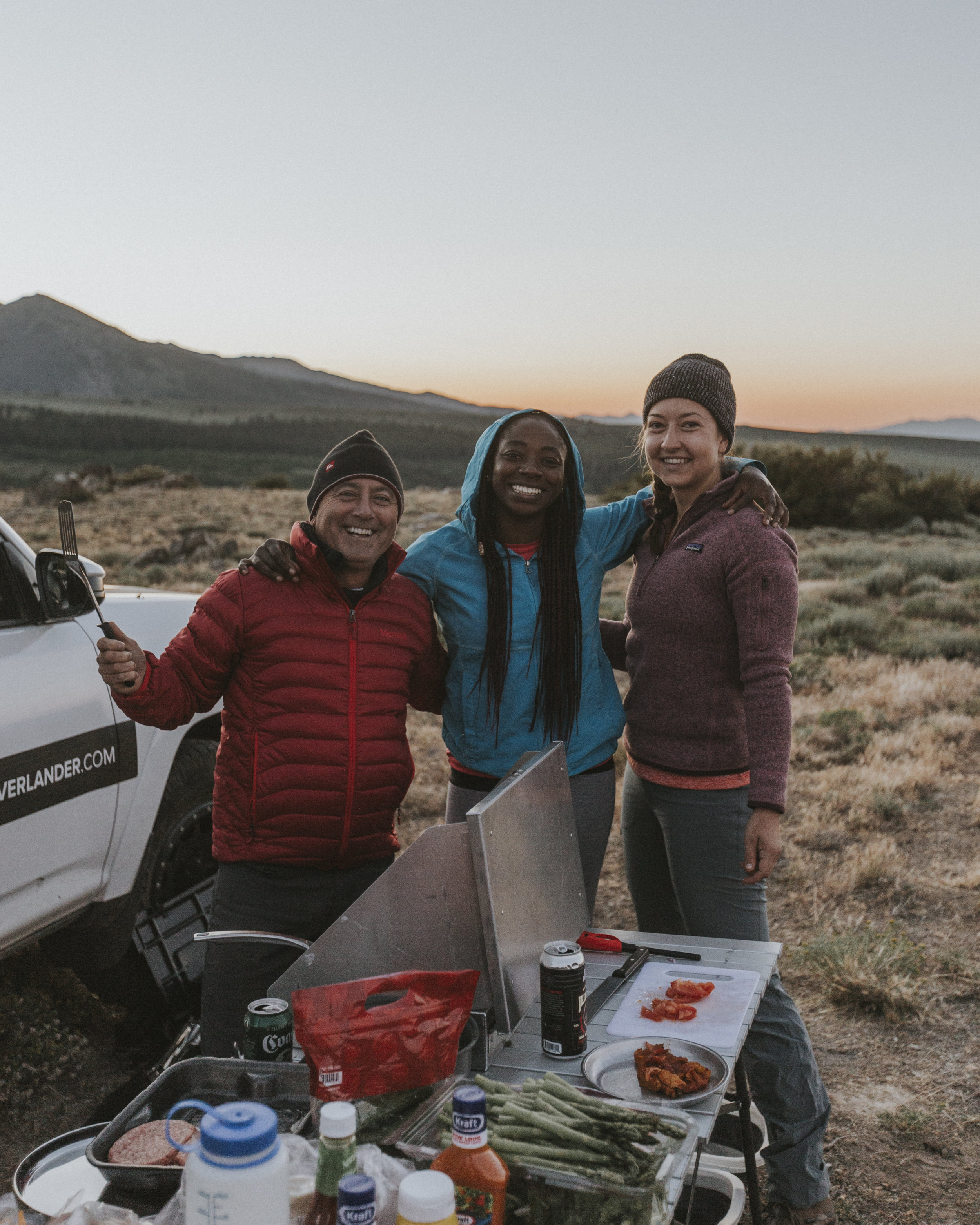 An Adventure in the Sierras