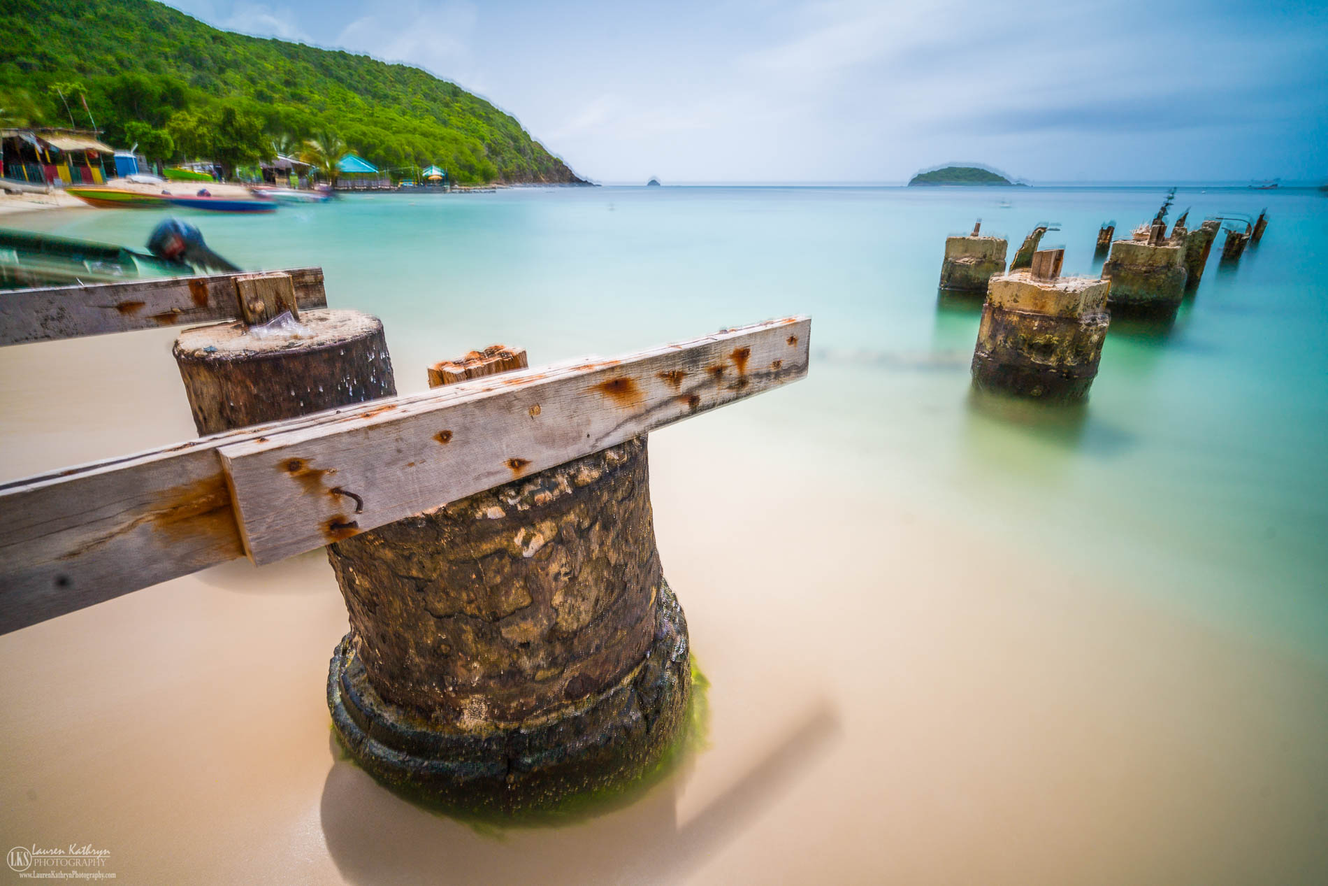 Mayreau Old Pier Long Exposure Side Angle.jpg