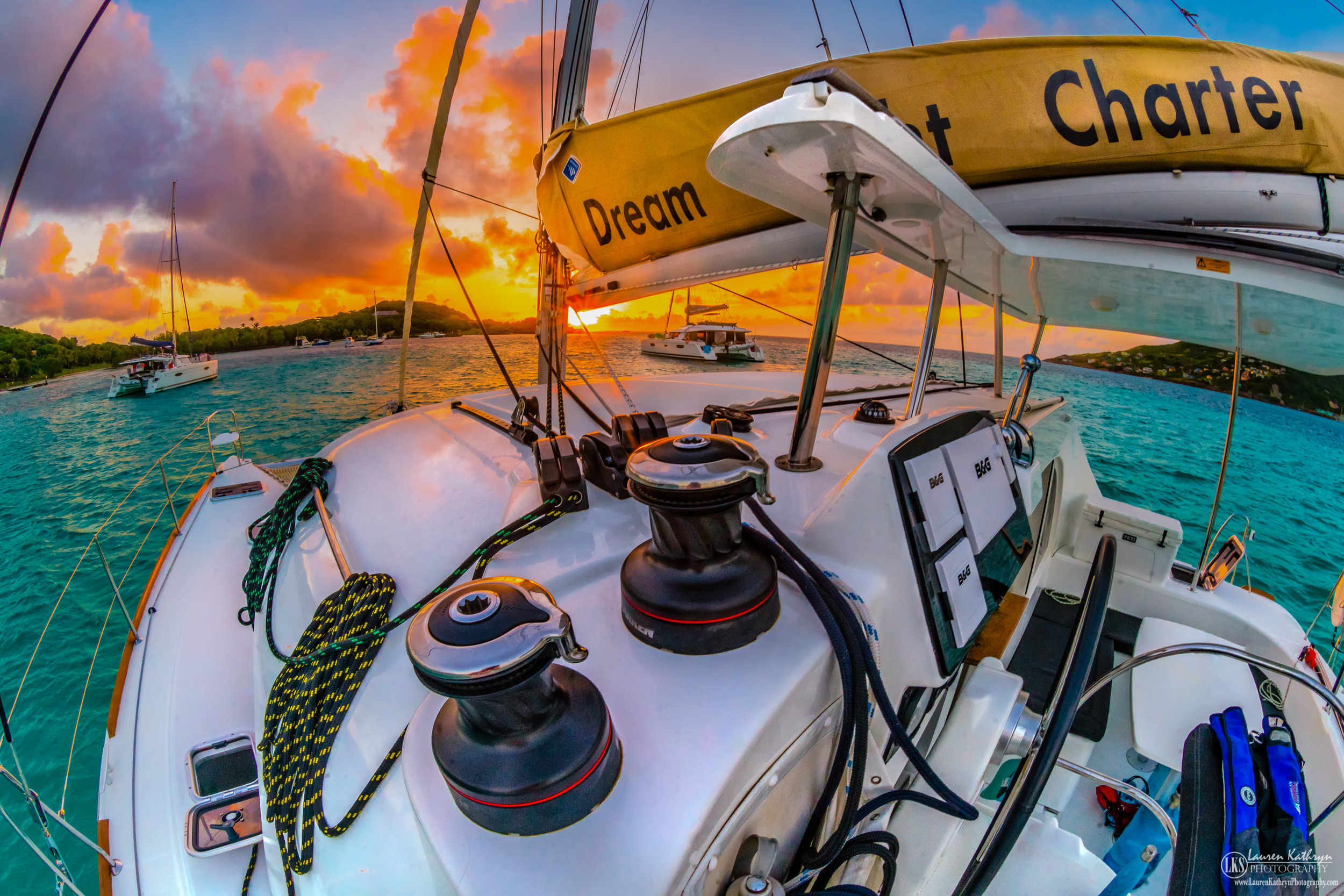 Petit Saint Vincent_Catamaran Sunrise.jpg