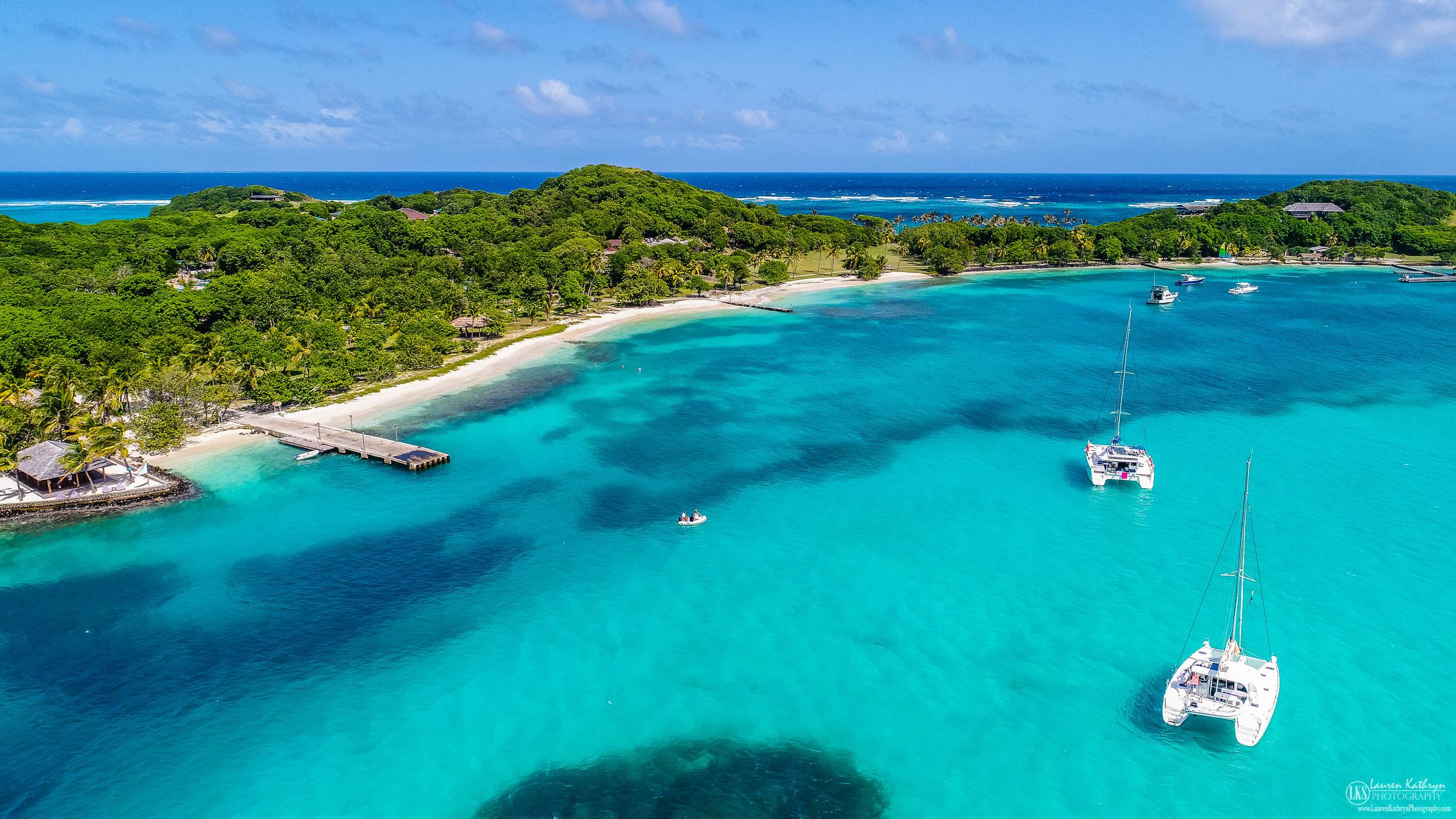 Petit Saint Vincent_Drone_Catamarans Remote Beach.jpg