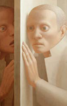 George Tooker , Voice II