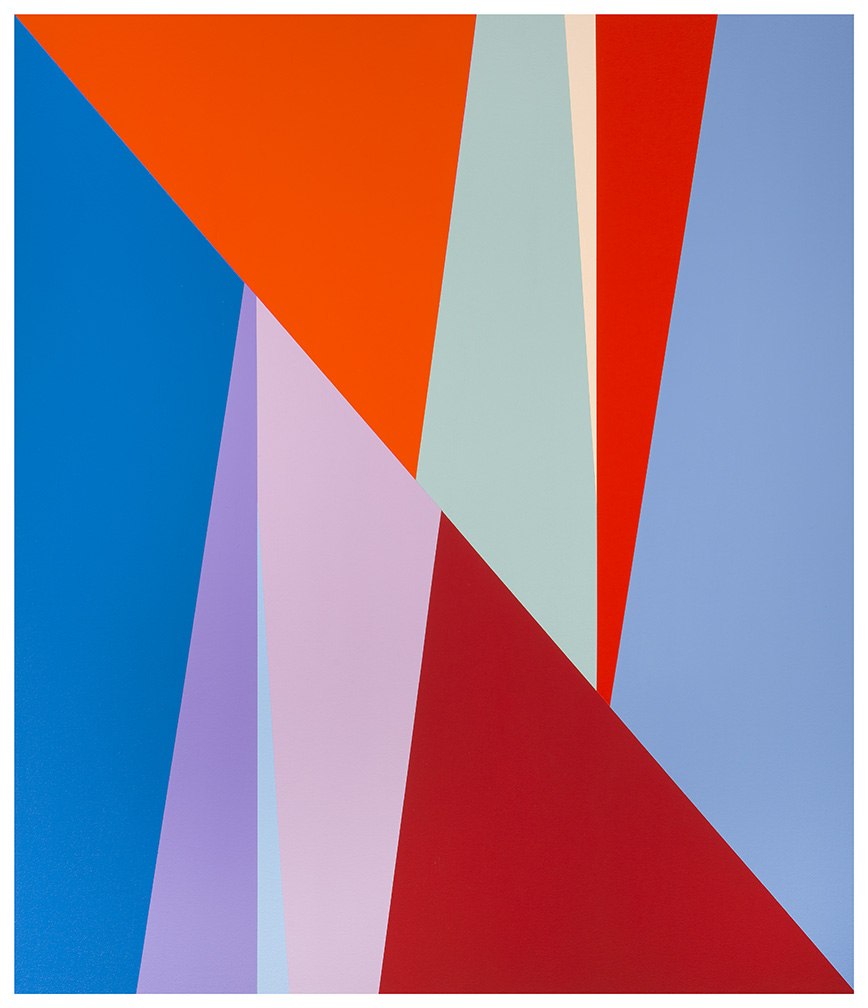 Jack Shainman Gallery  is pleased to announce   Third Sun  , the fifth solo exhibition of new paintings by  Odili Donald Odita, NA.