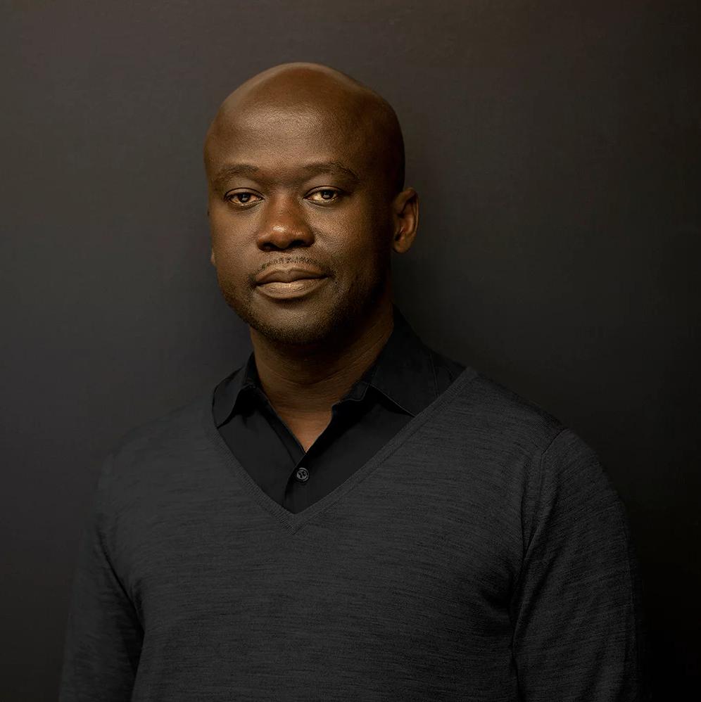 David Adjaye, p hoto by: Ed Reeve
