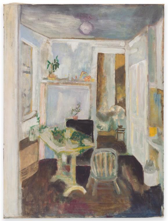 Interior, 1954