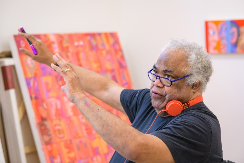 Peter Williams, NA was inducted in November as a National Academician in the National Academy of Design, considered one of the highest honors in American art and architecture.
