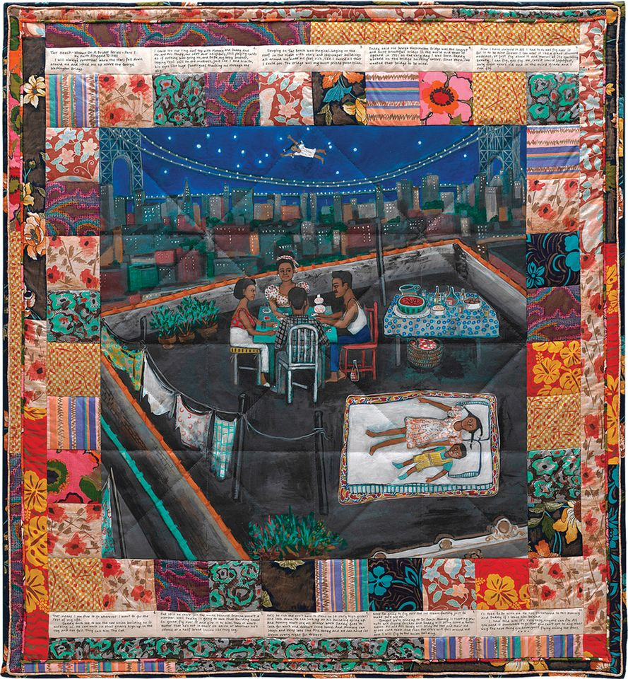 Courtesy of Solomon R. Guggenheim Museum © 2018 Faith Ringgold/Artists Rights Society (ARS), New York