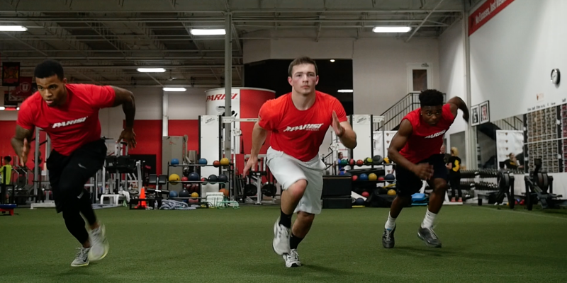 Improve Your Athletic Performance   TRAIN TO WIN    Get Fast