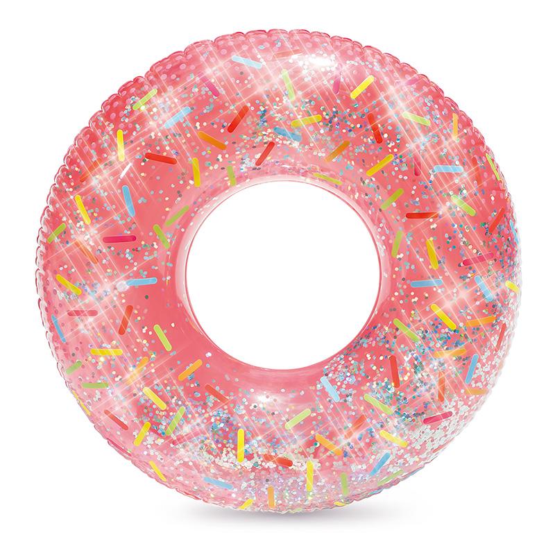 Glitter Sparkles Donut Tube |   Available at Michaels