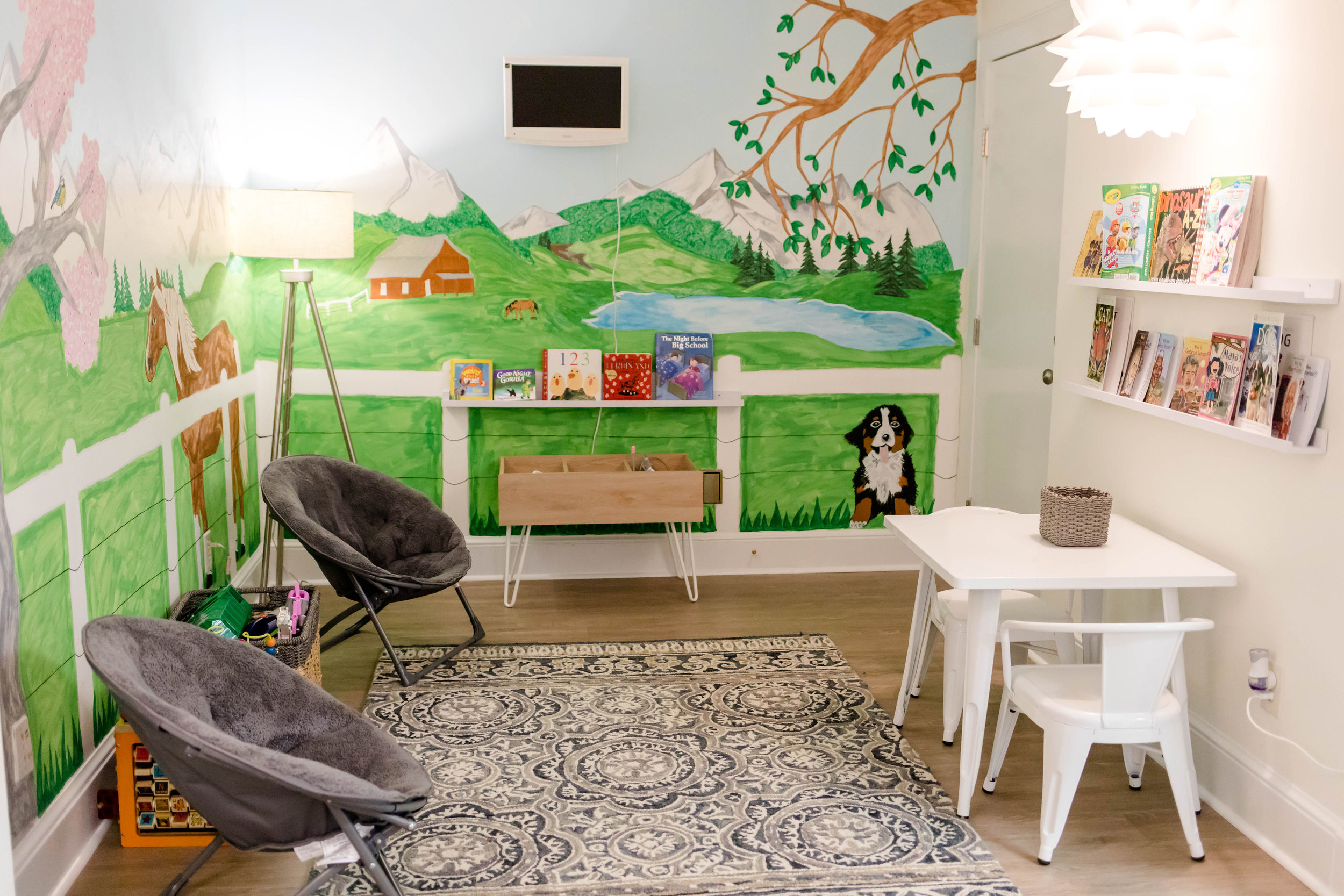 Our Children's Waiting Room