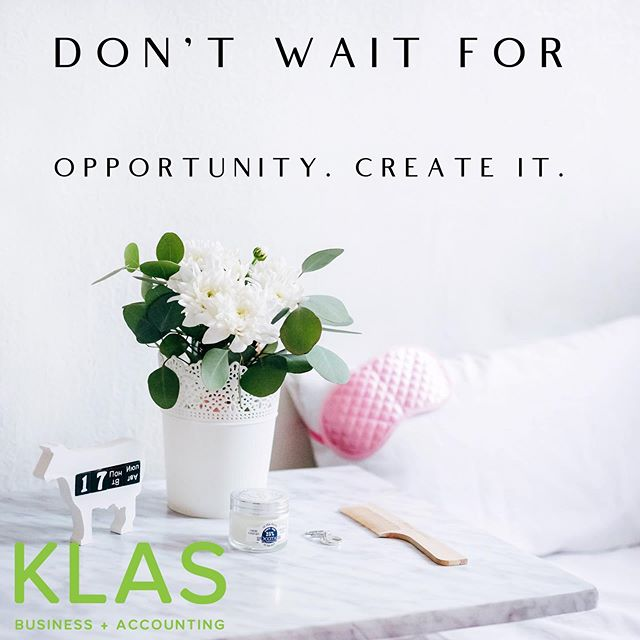 Opportunities are just around the corner, keep yourself open to change.  Shout out to our great friends at @nichecreative who are shaking it up and creating great things for their business.  #klas #tenterfield #tenterfieldtrue #womeninbusiness #accountants #businessadvice #stresslessprincess #30june #slaytheday #success #businessfocus #planning