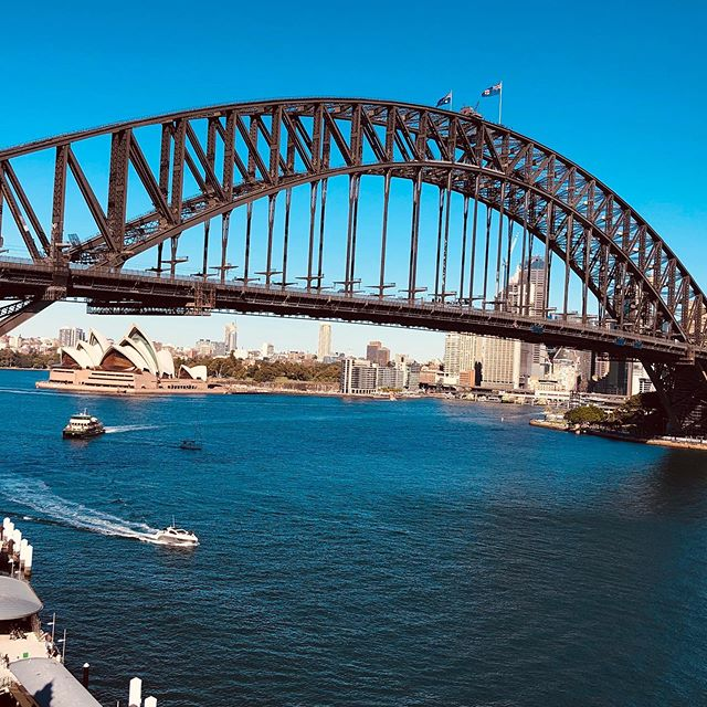 How amazing is Sydney.  I remember why I loved the city so much in my early days of accounting. Working in Mona Vale, travelling across Sydney daily. Whilst hectic it was one of the best learning playgrounds of my life.