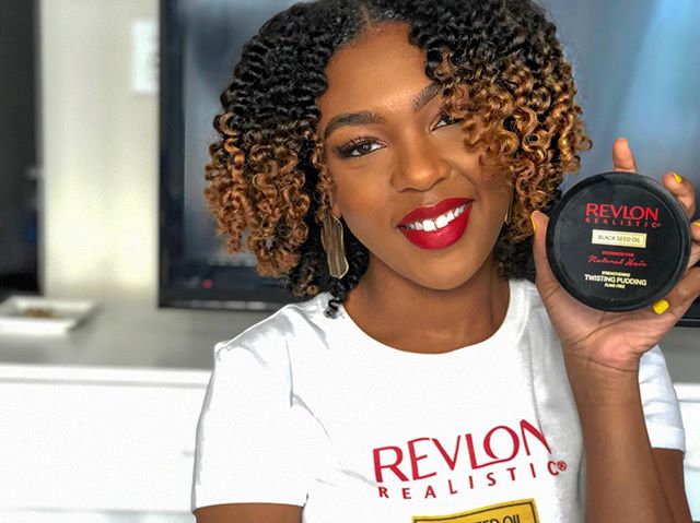 Being Naturally Me is embracing every part of Jewel. From my sometimes frizzy hair to reserved and laid back personality. #ad Revlon helps me to embrace my natural hair by keeping it healthy. The Black Seed Oil line is exceptional in helping to strengthen my hair with Black Seed Oil, Shea Butter, Almond, Coconut, and Argan Oil. I used the Black Seed Oil line to create this braidout. Head over to YouTube to check it out!