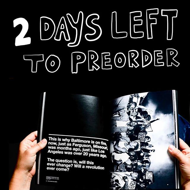 Y'all. You have 2 days left to grab yourself a book. I will be closing the preorder on April 28. If you've already bought one, thank you for your support. Can't wait to get these out to all of you! 🖤