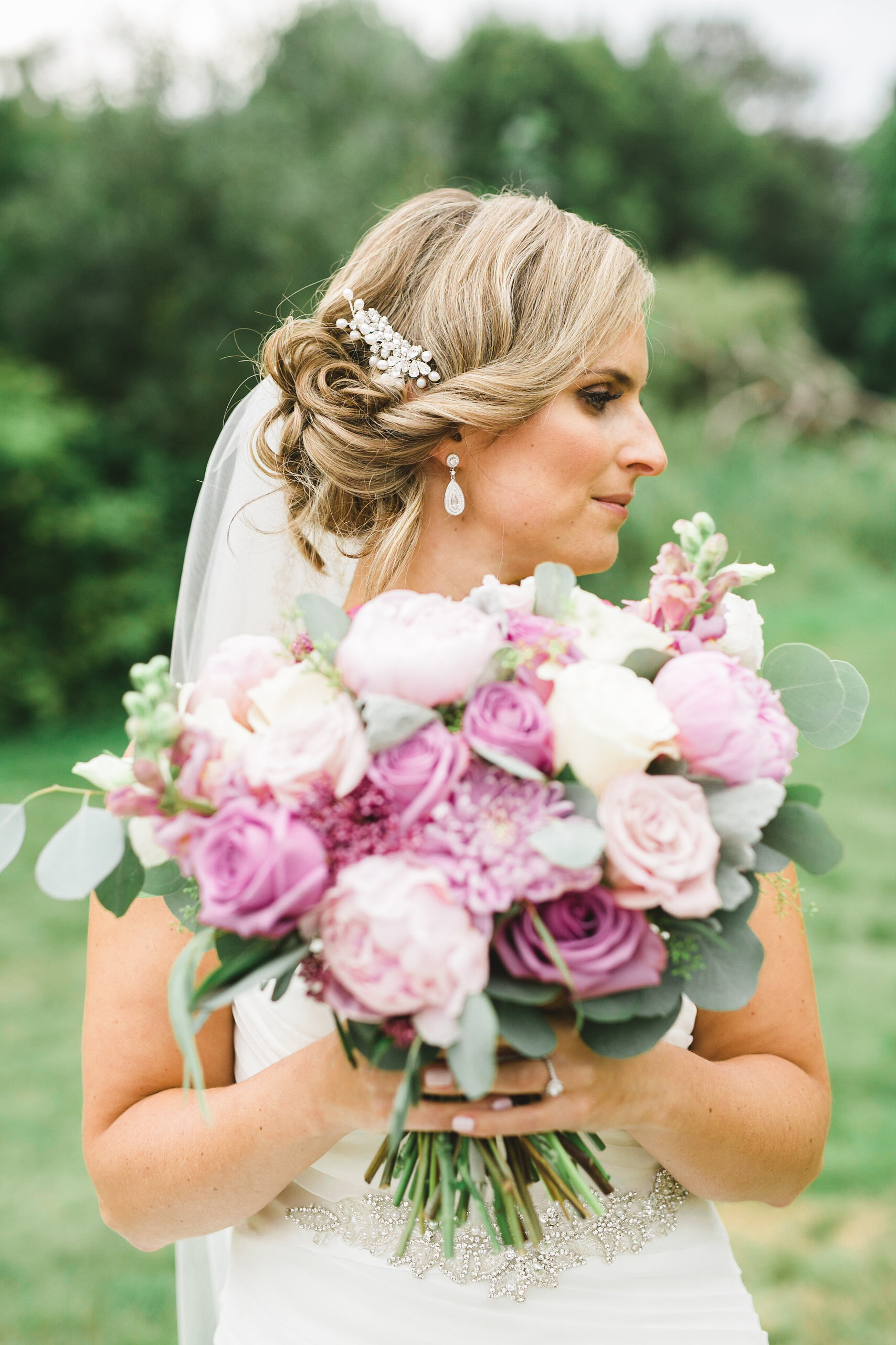Designer: Garden Party Flowers | Photography: Ainsley Rose Photography