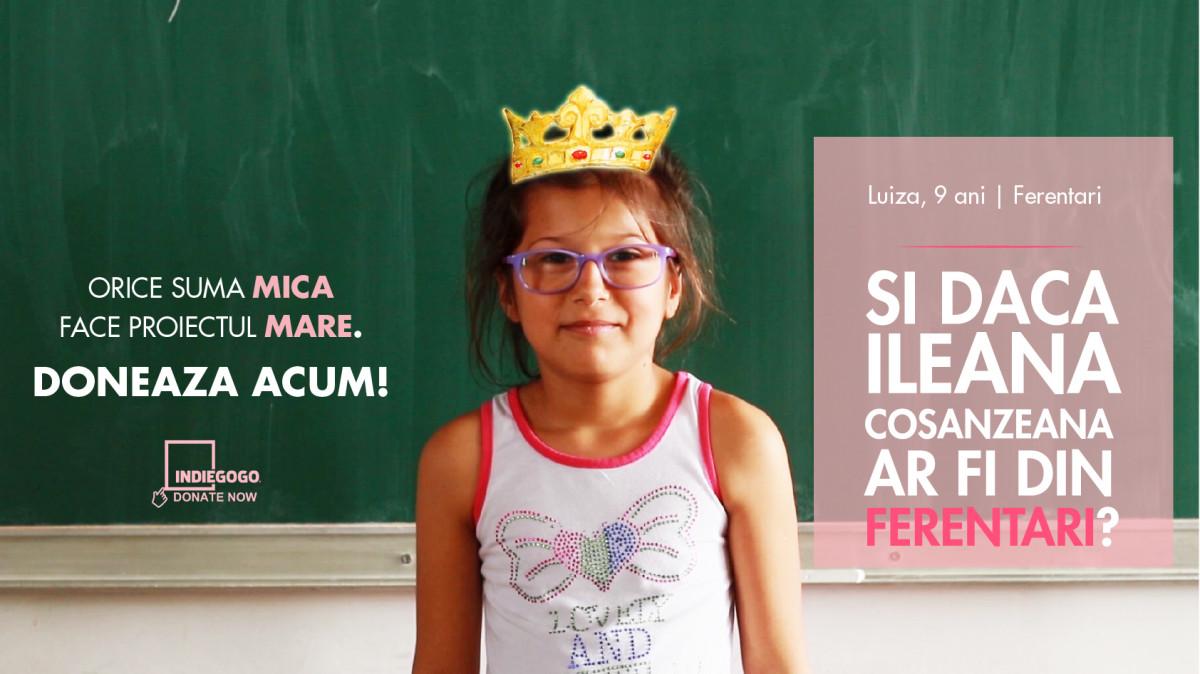 IQads/Alexandra Badicioiu Matei - Let's find new fairy tales heros in Ferentari!
