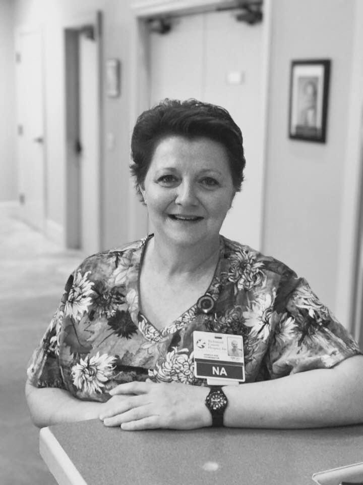 Tammy Bull, NA II, CHPNA  Hospice Aide Coordinator