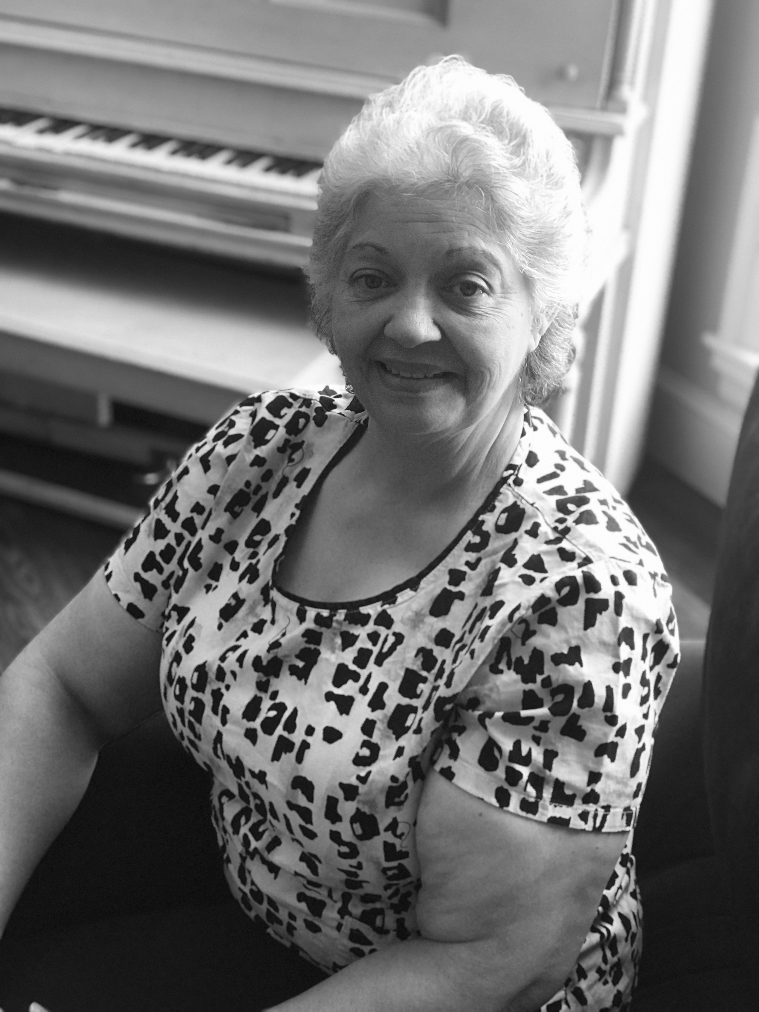 Sybil Oxendine, NA I