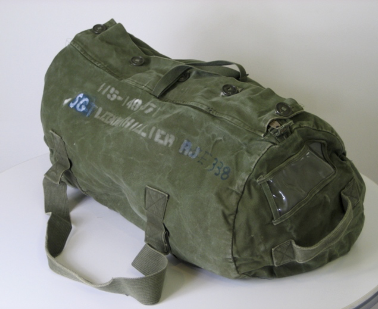 duffle bags & pouches -