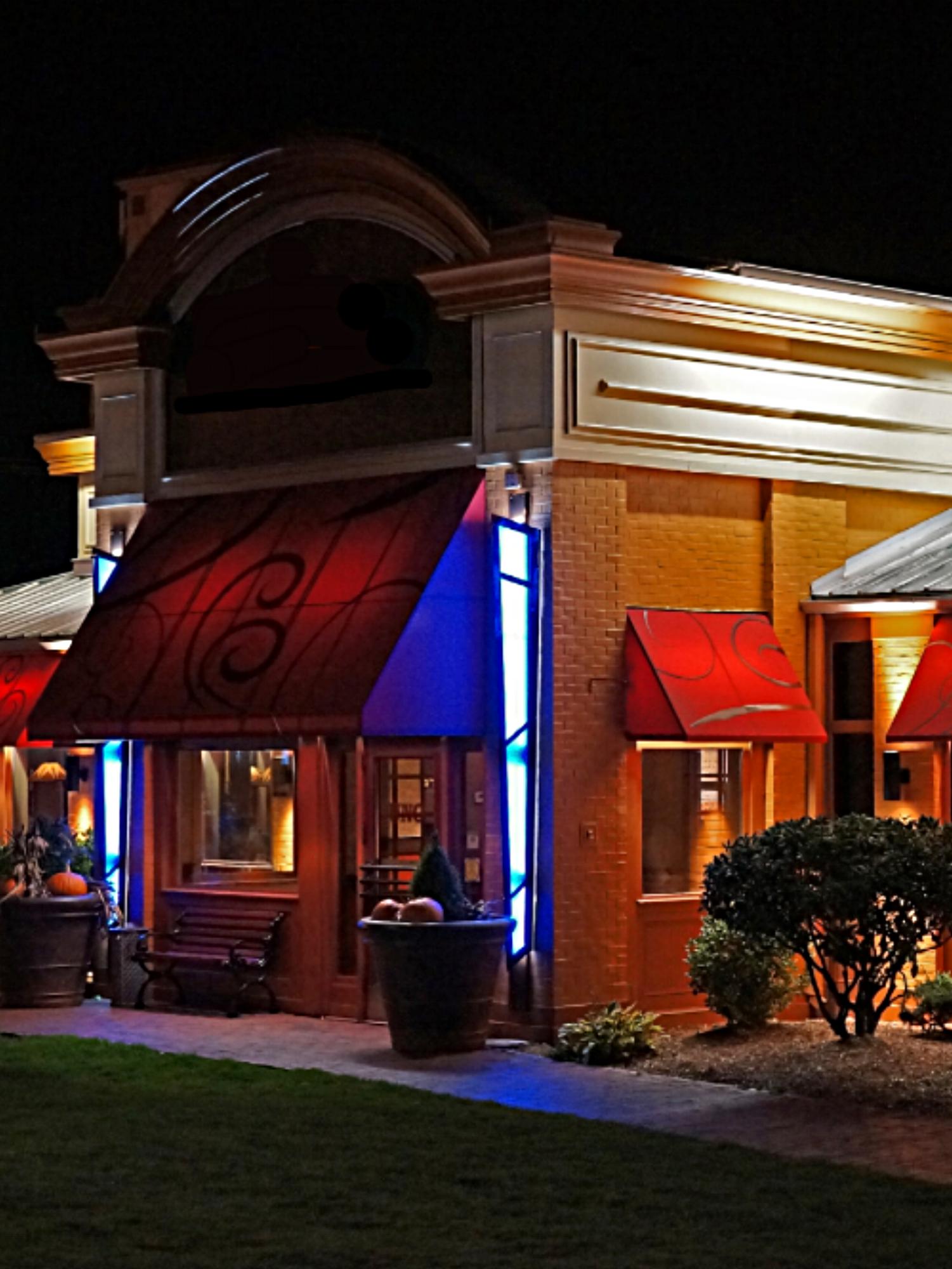 Exterior of Restaurant, Retail, Chesterfield Virginia