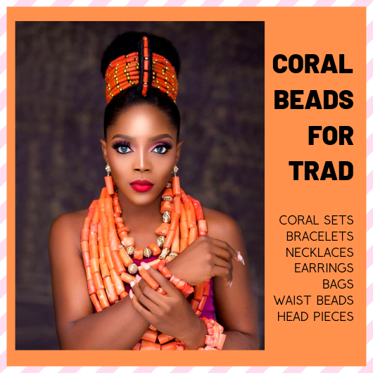 Traditional Coral Beads