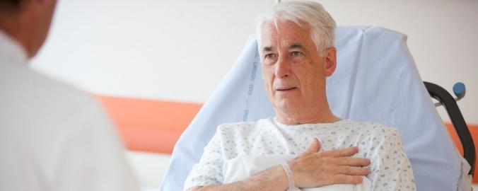 Os sintomas da angina são os mesmos do infarto