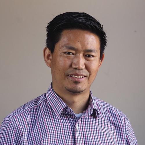 Dhondup Dhondup   Multicultural Services Officer