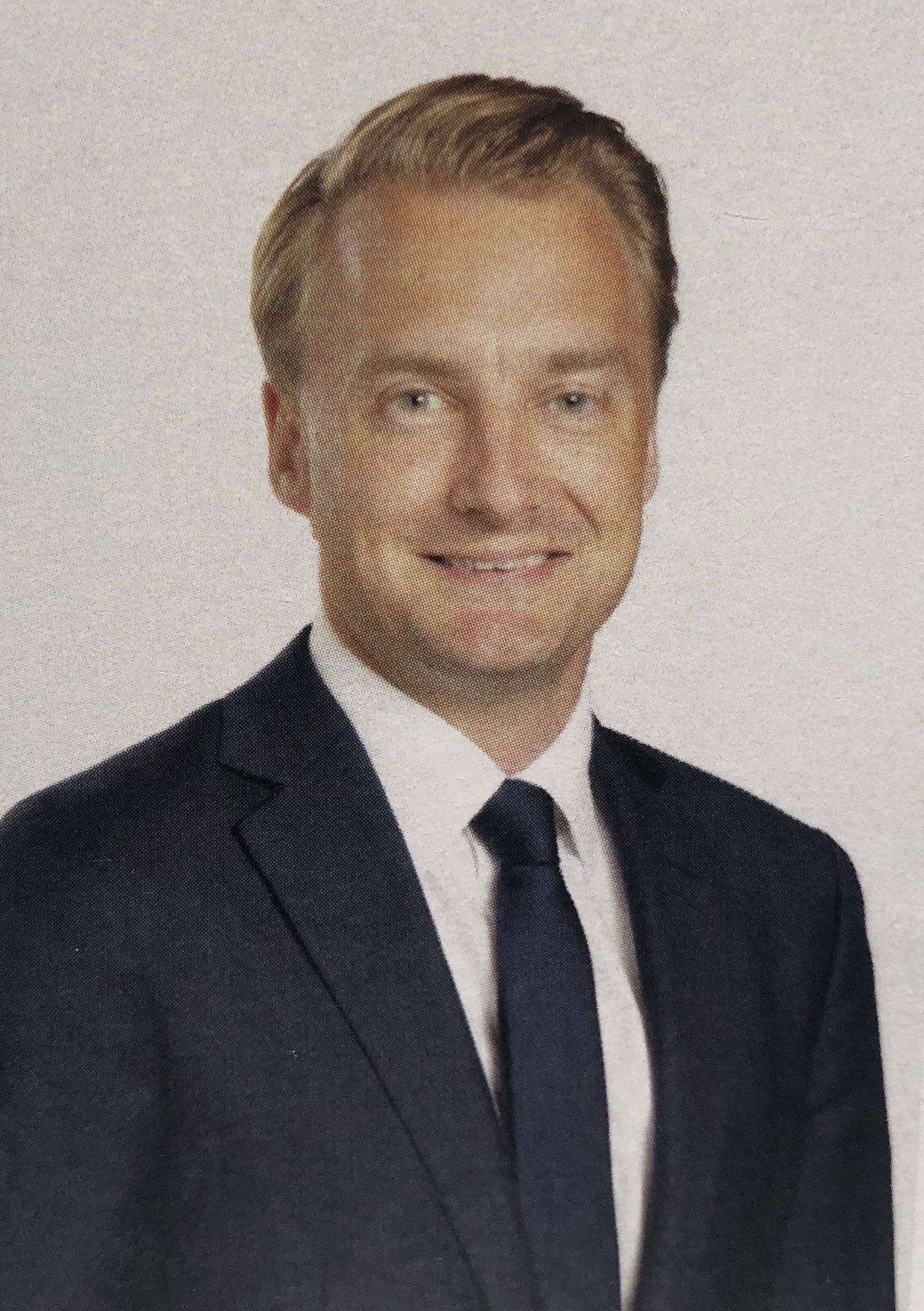 James Griffin MP, Member for Manly