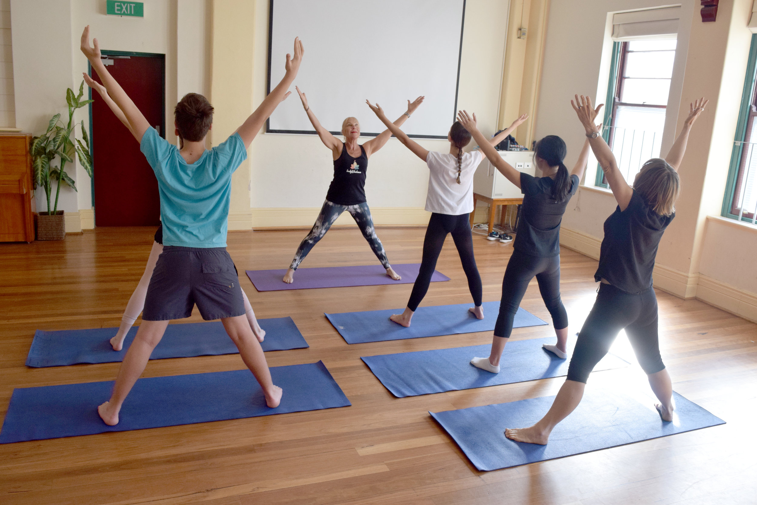 what's on - From Free Yoga to Oz Harvest to Legal Aid, check out what's on at our centre