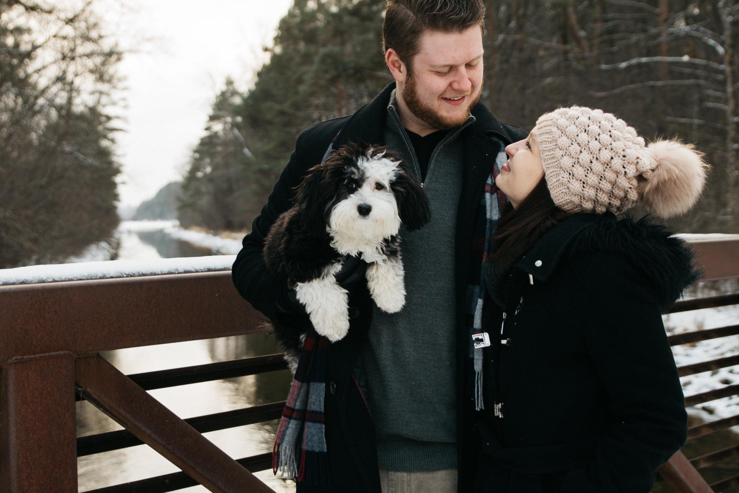 Sara and Tom Minneapolis Winter Engagement-1.jpg