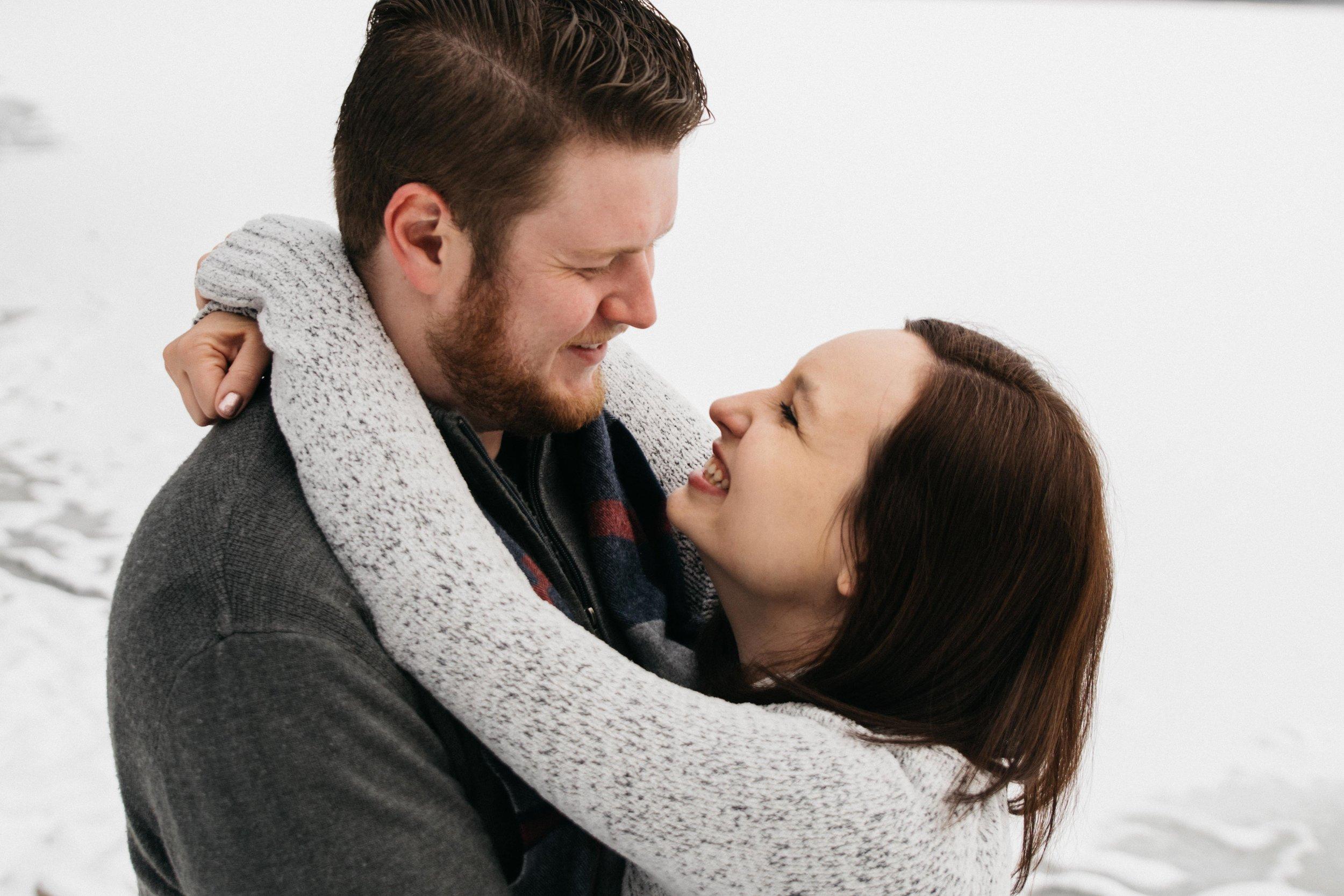 Sara and Tom Minneapolis Winter Engagement-4.jpg
