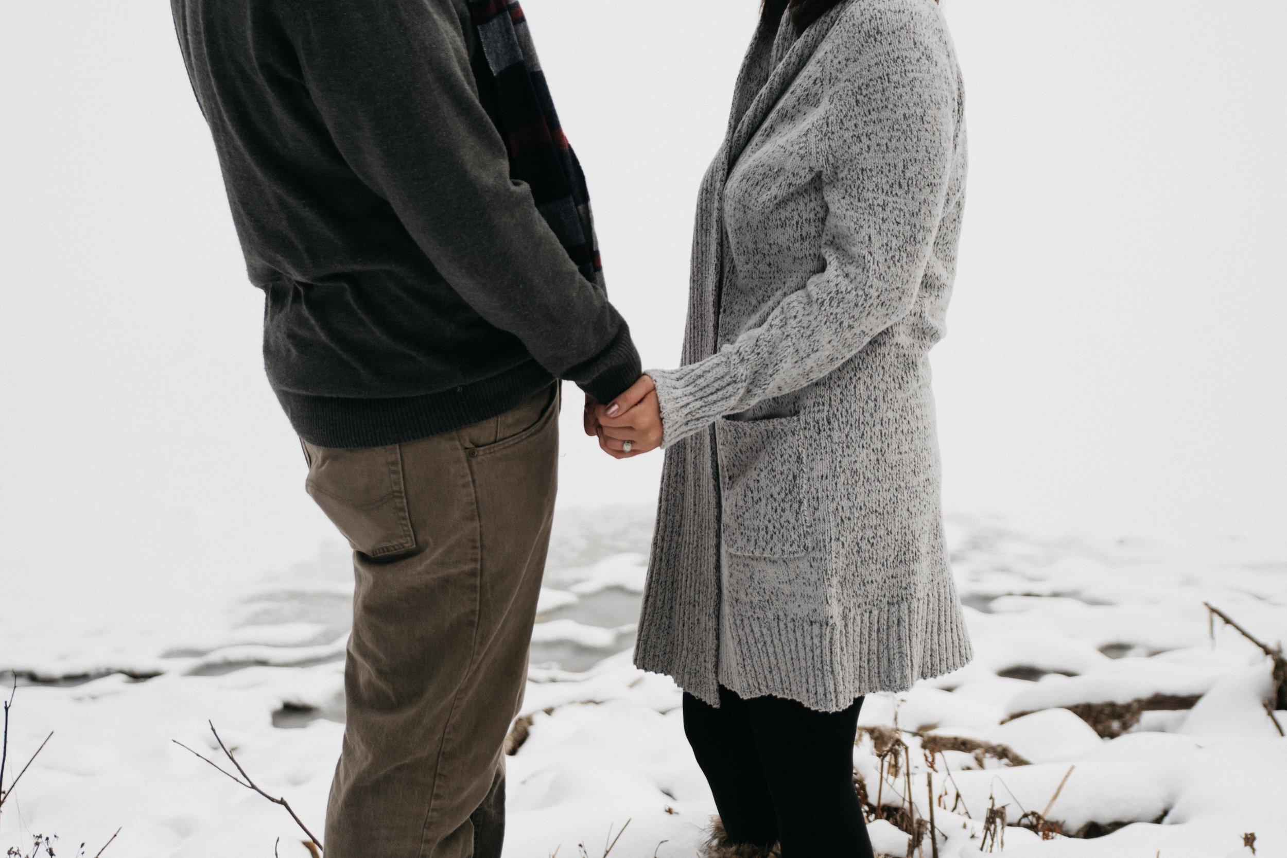 Sara and Tom Minneapolis Winter Engagement-7.jpg