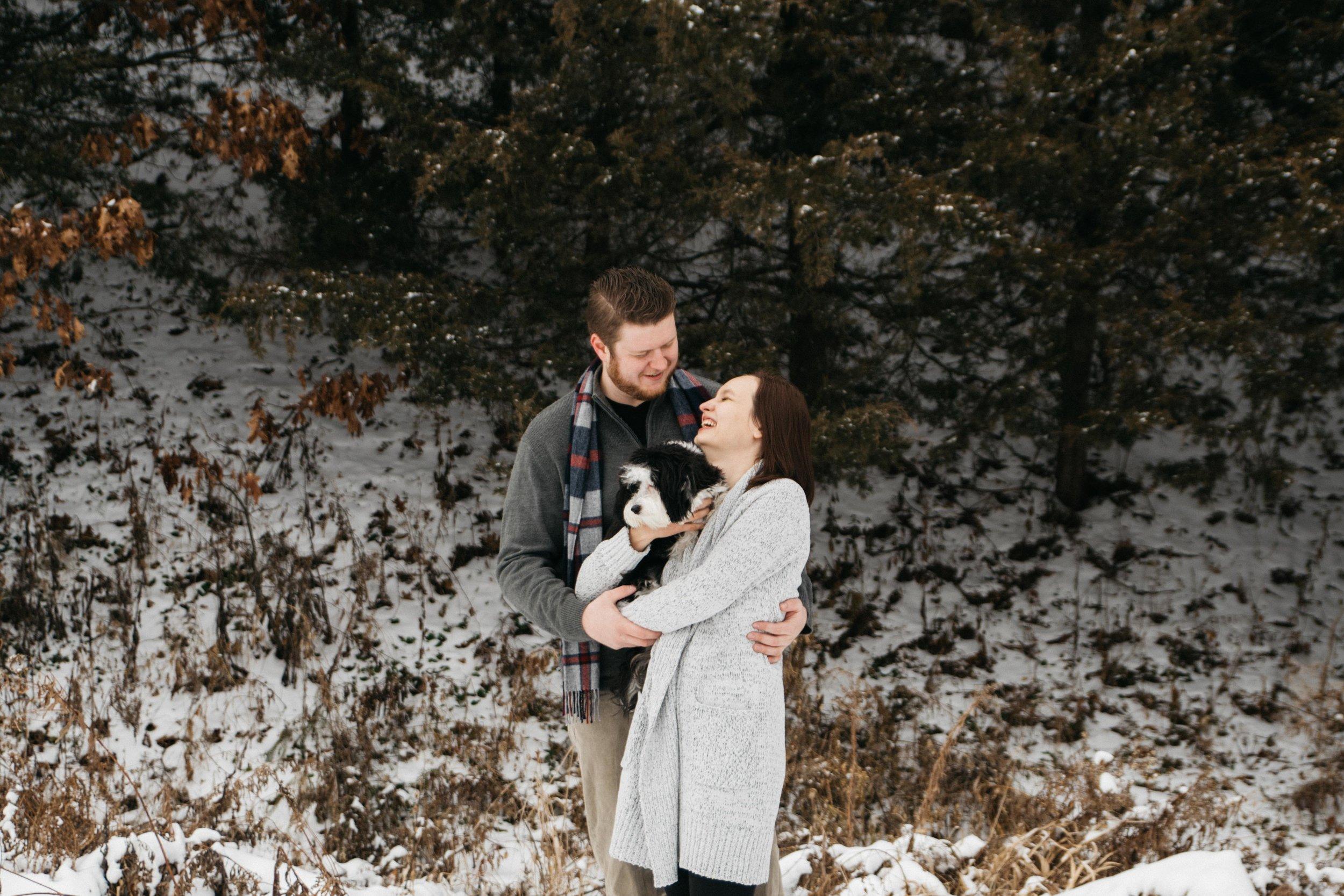 Sara and Tom Minneapolis Winter Engagement-12.jpg