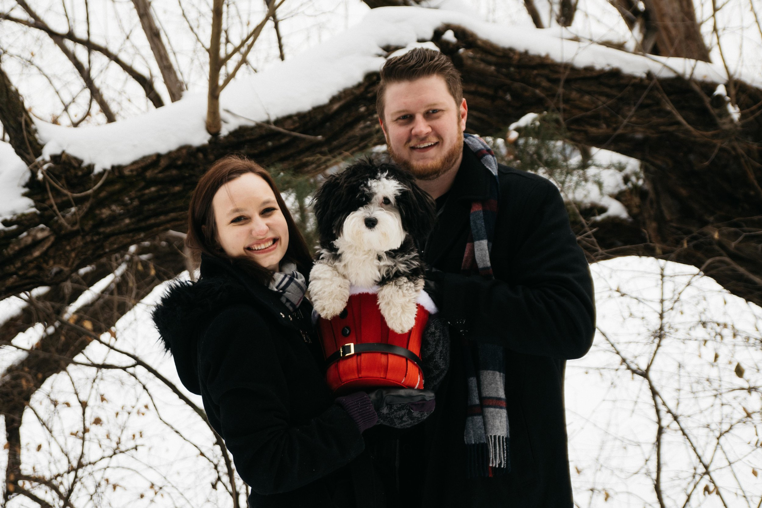 Sara and Tom Minneapolis Winter Engagement-14.jpg