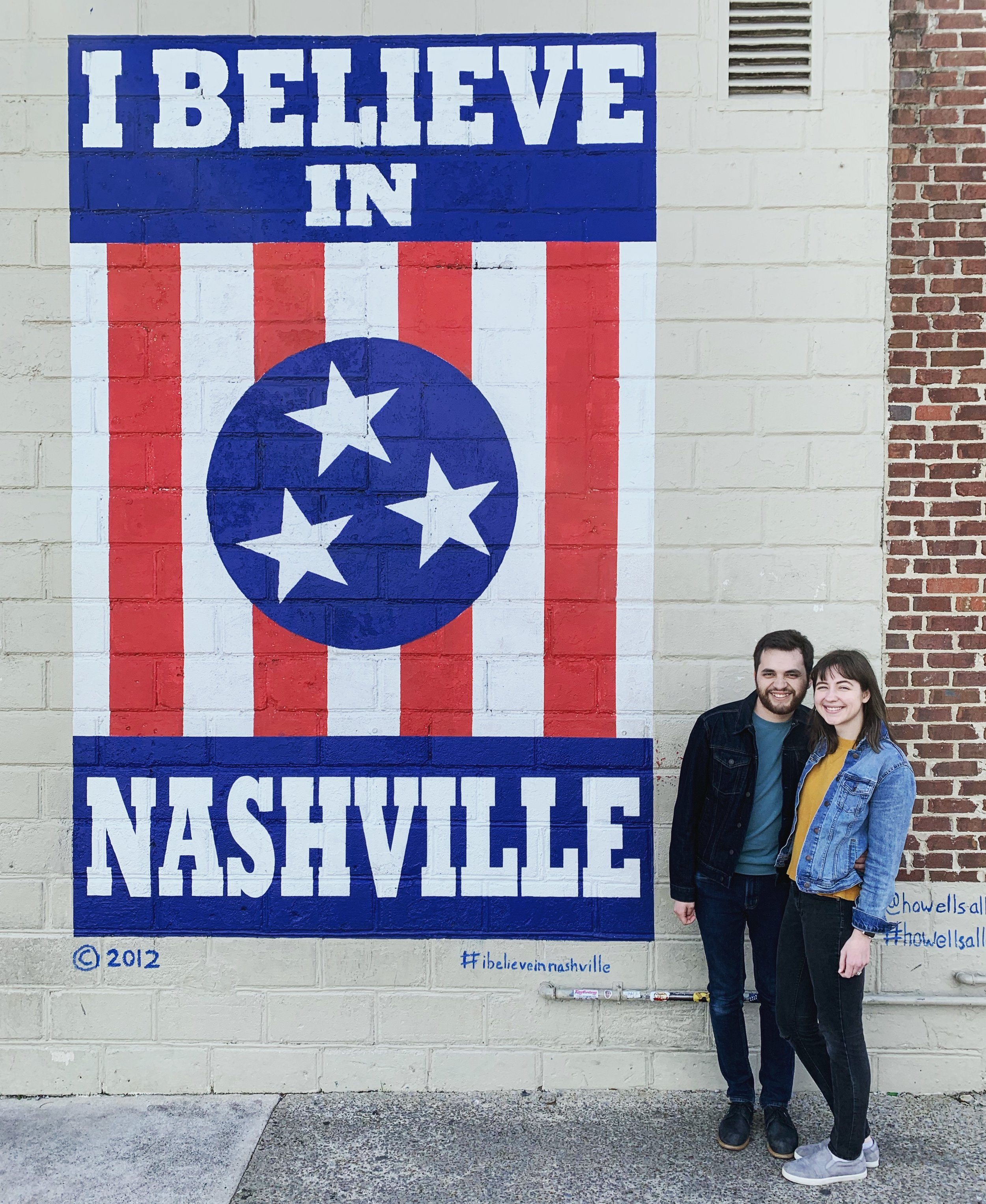 Nashville April 2019
