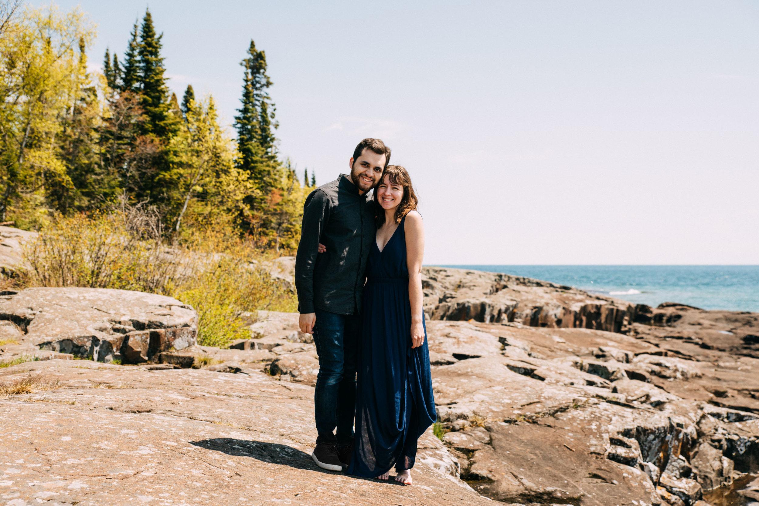 North Shore MN June 2019