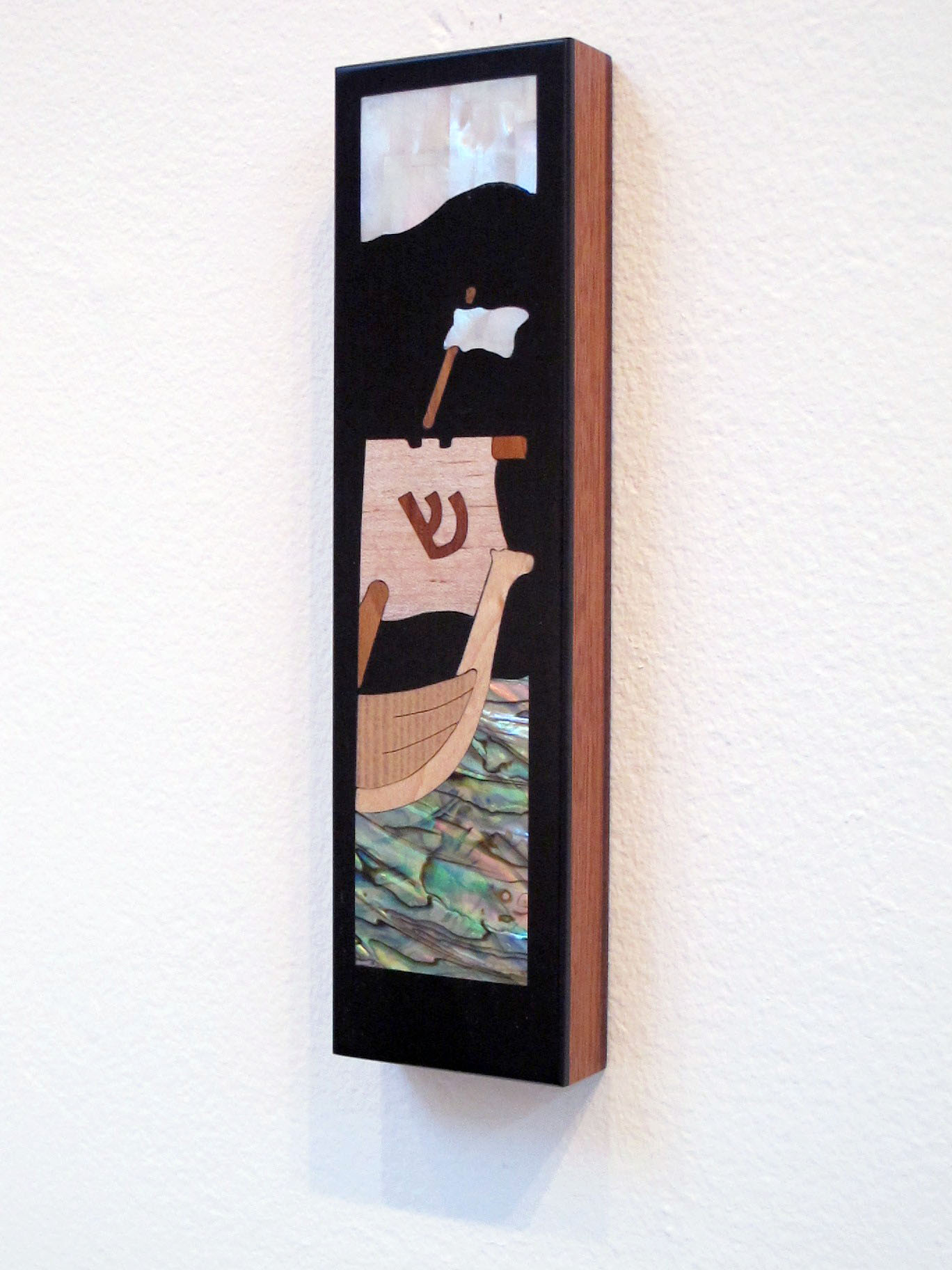 ask us about our twelve tribes mezuzah case collection -