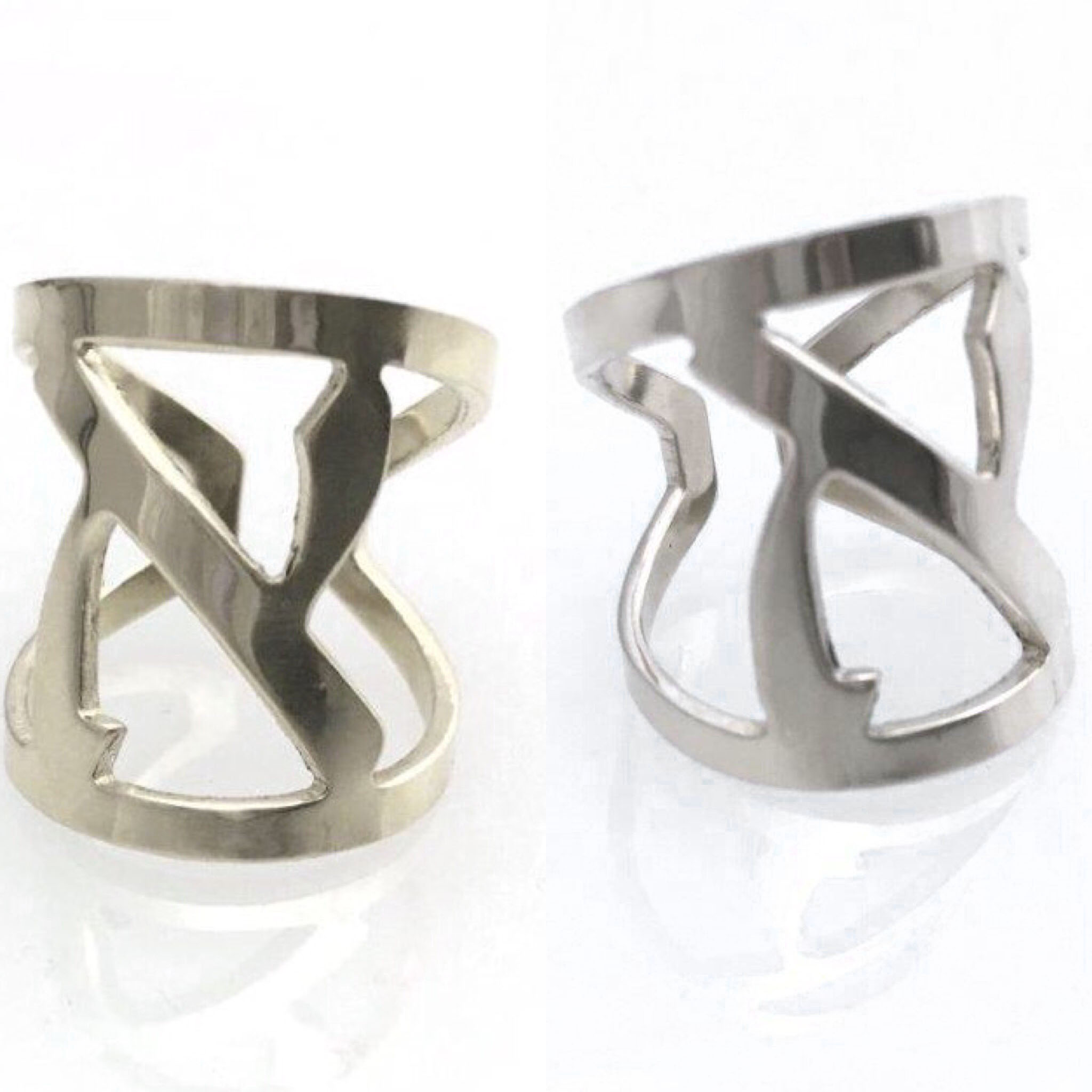 Alef Rings Judaic Jewelry