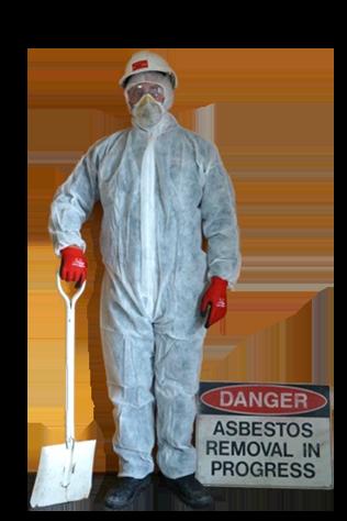Asbestos Labourer