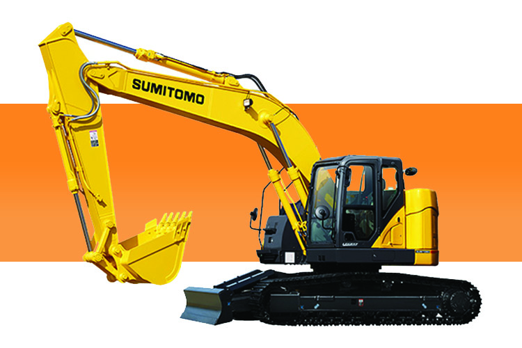 Sumitomo Excavator