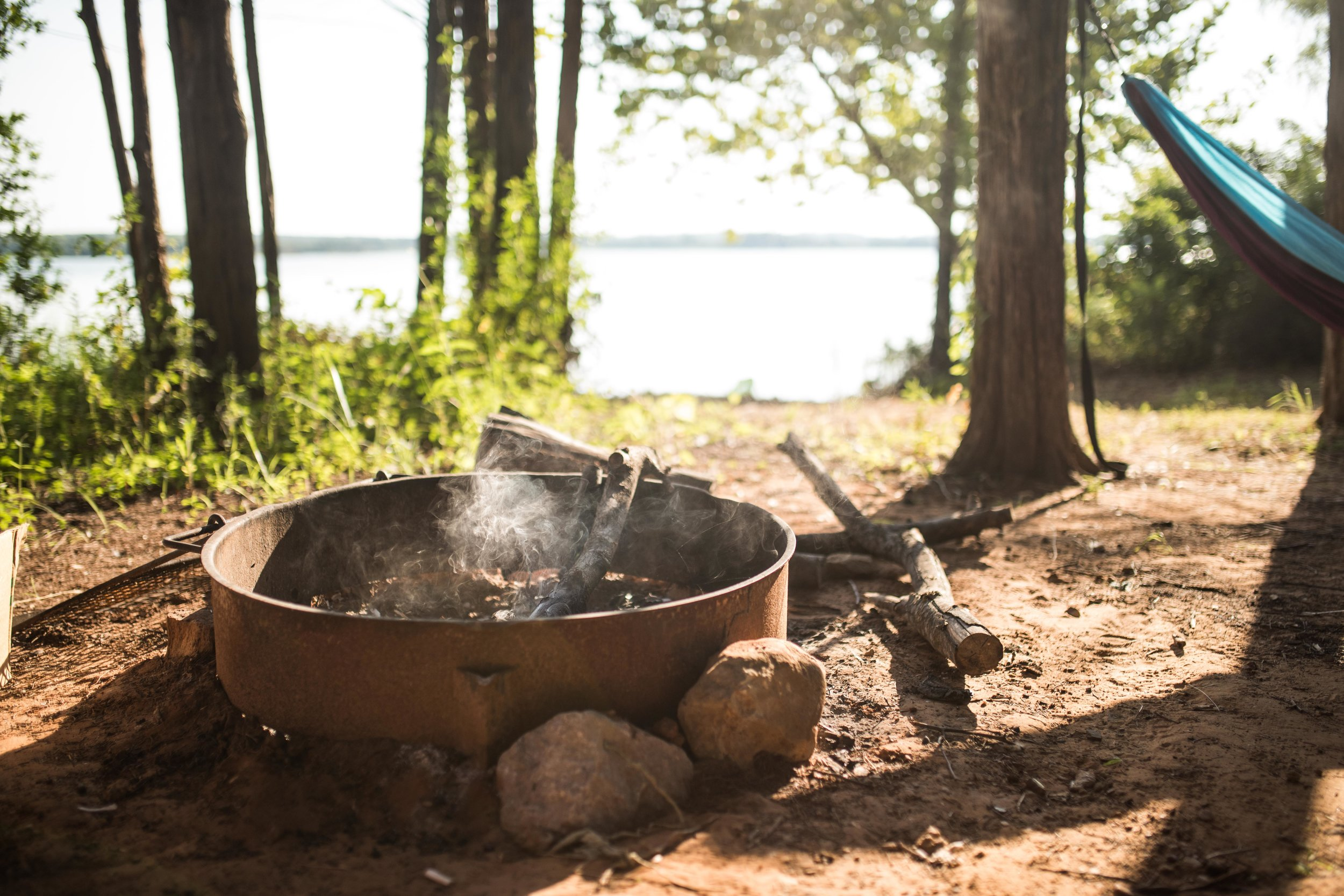 get camping || the ramble journal