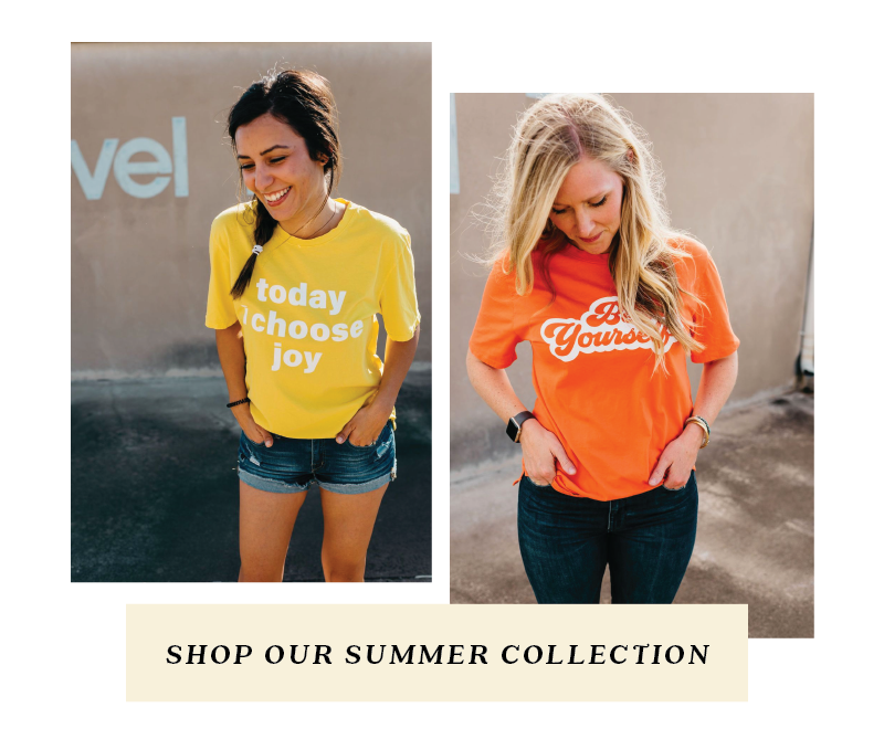 shop our summer collection || ramble & company