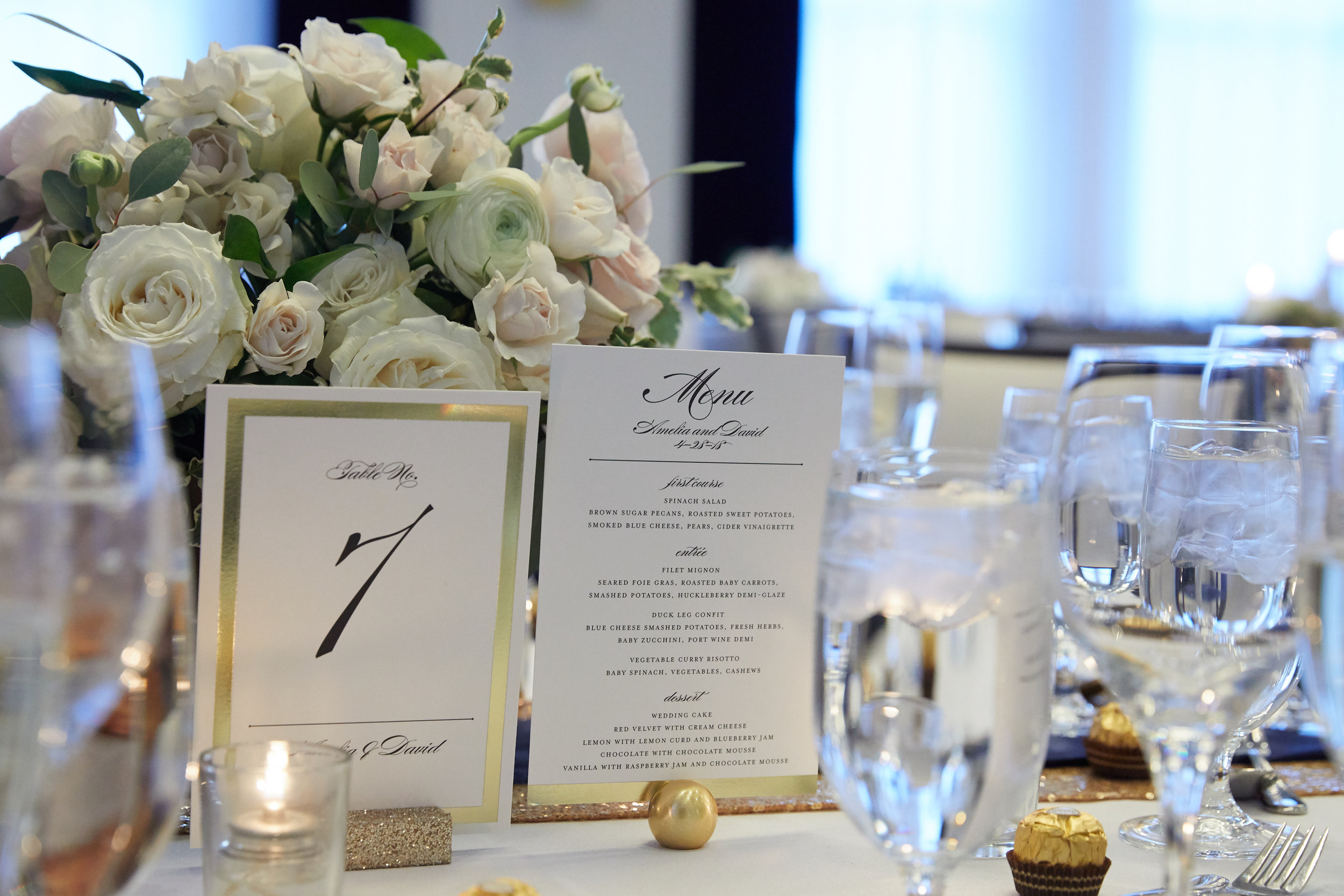 white wedding reception flowers kimpton gray chicago