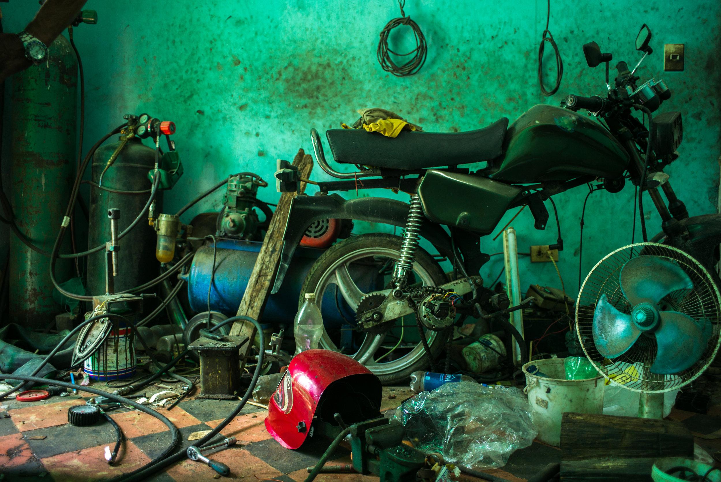 Cuba-Mecánico