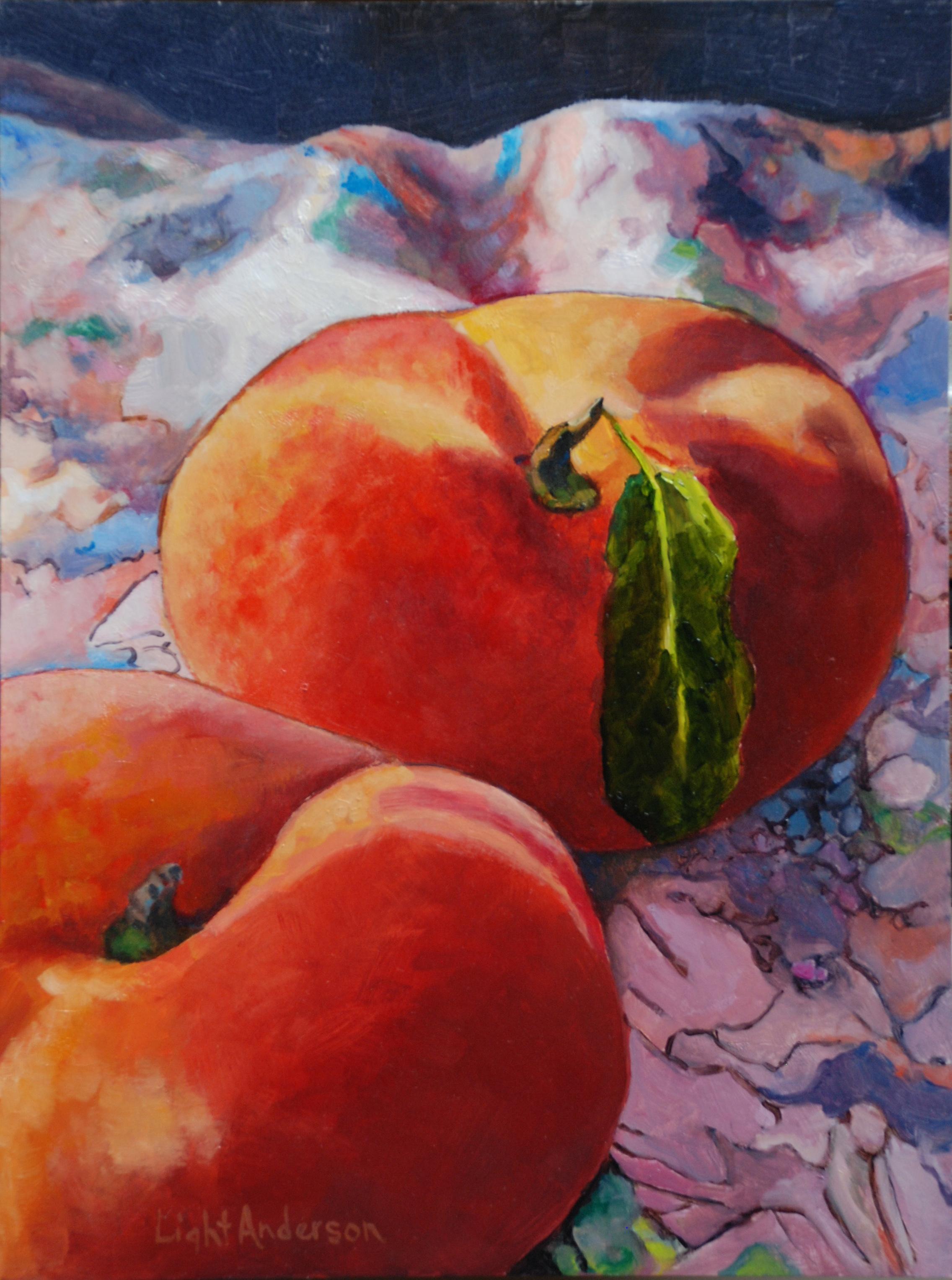 Saturn Peaches Study