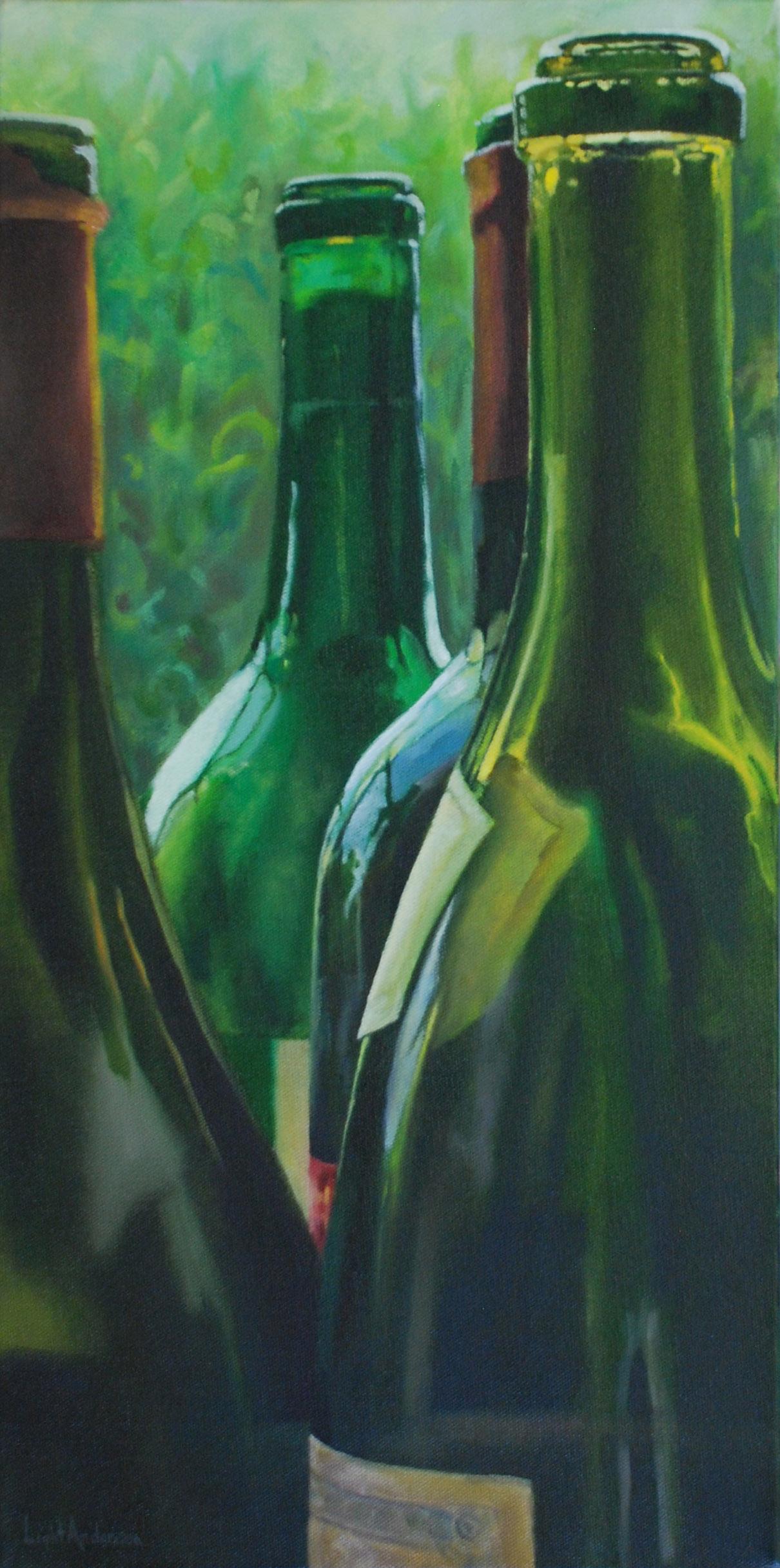 Bottle Portrait 3